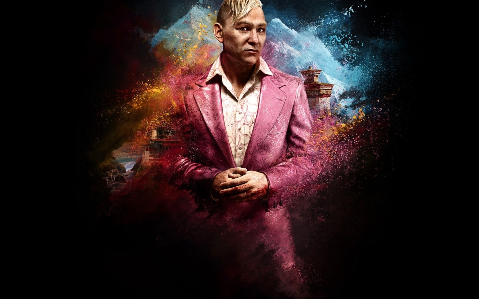far cry 4 all characters