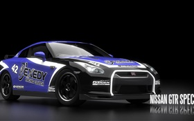 Need for Speed, Nissan GTR Spec V HD Papéis de Parede