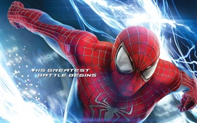 The Amazing Spider-Man 2, widescreen filme