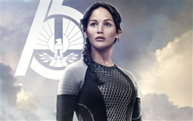 Jennifer Lawrence, The Hunger Games: Catching Fire HD Papéis de Parede