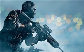 Call of Duty: Ghosts HD Papéis de Parede