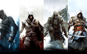 Assassin's Creed, personagens